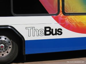 TheBus, Hawaii's public transportation system